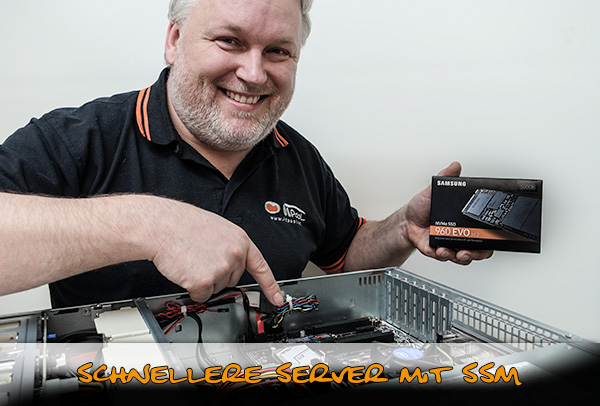 Schnellere Server mit SSM