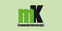 Logo mK Kommunikationsdesign, Webdesign, Marchtrenk, Wels
